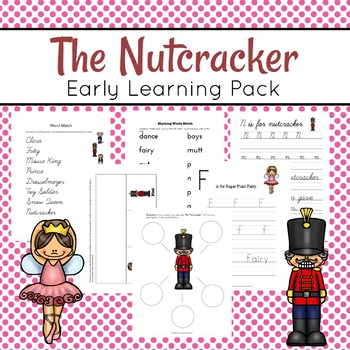 Nutcracker Printable Learning Pack