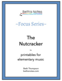 Nutcracker: Printables & Assessments
