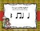 Nutcracker Rhythms - Interactive Game to Practice Ta Rest (Staff)
