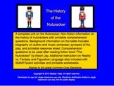 Nutcracker SMARTboard file. History of Nutcracker, Ballet,