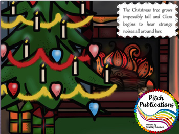 The Nutcracker Storybook - Story Powerpoint - Tell the Nutcracker Story!
