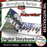The Nutcracker Storybook - Story Powerpoint - Tell the Nut