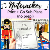 Nutcracker Sub Plans for Non Music Substitute