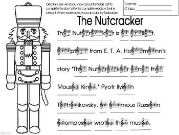 Nutcracker Treble Clef Review