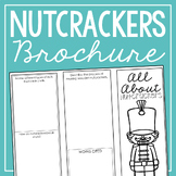Nutcracker - The History of Christmas Research Project Interactive Notebook