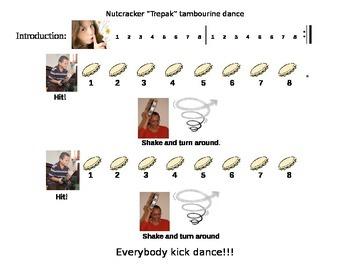 Nutcracker - Trepak Dance