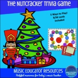 Nutcracker Trivia Game