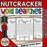 Nutcracker Word Search