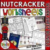Nutcracker Worksheets BUNDLE
