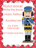 Nutcracker Write the Room Music Edition Bundled Set