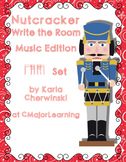 Nutcracker Write the Room Music Edition ti-tika/tika-ti Set
