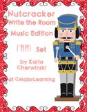 Nutcracker Write the Room Music Edition ti-tika/tika-ti Set