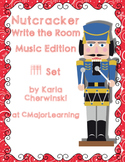 Nutcracker Write the Room Music Edition tika tika Set