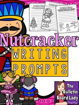 Nutcracker Writing Prompts