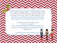 Nutcracker theme Blank Task Cards Template Christmas Holiday Nut Cracker