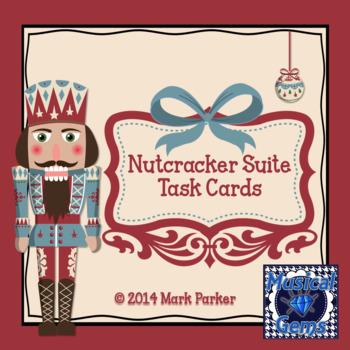 Nutcraker Task Cards