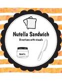 Nutella Sandwich