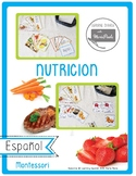 Montessori Nutricion : Nutrition in spanish