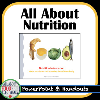 All About Nutrients Lesson!