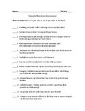 Nutrients Assessment
