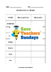 Nutrients and Nutrition Lesson Plan, Text and Worksheet