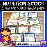 Nutrition Activity:  Task Cards