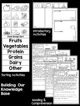 Nutrition Project Based Learning