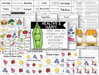 Nutrition {BUNDLE PACK}