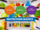 Nutrition Basics: Vitamins and Minerals