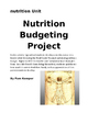 Nutrition Budgeting Project