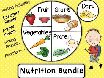 Nutrition Bundle and Emergent Reader