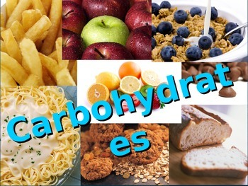 Nutrition: Carbohydrates one of the 6 Essential Nutrients