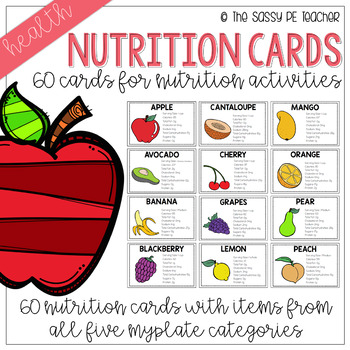Nutrition Cards
