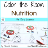 Nutrition Color the Room