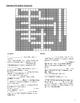 Nutrition Crossword
