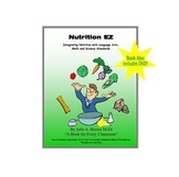 Nutrition EZ- Nutrition with Language Arts, Math, & Scienc