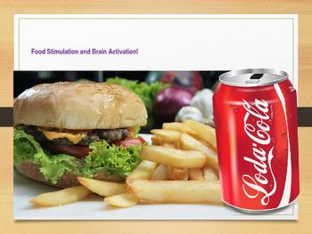 Nutrition: Fat, Sugar, and Salt Lesson