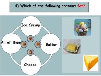 Nutrition - Fats (POWERPOINT)