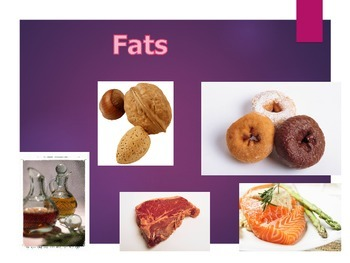 Nutrition: Fats one of the 6 Essential Nutrients