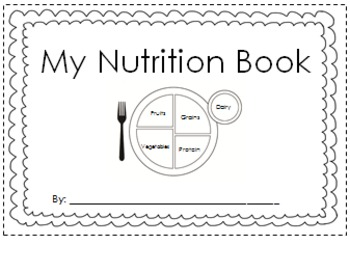 Nutrition Flipbook