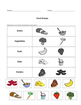 Nutrition- Food Match