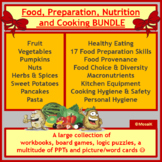 Food Preparation Cooking Nutrition