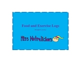 Nutrition: Food and Exercise Logs