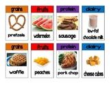 Nutrition Go Fish Card Set