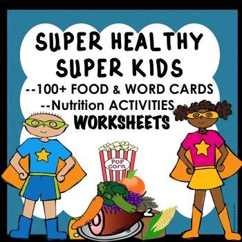 Pre K Kinder Nutrition Healthy Foods Healthy Eating Activities