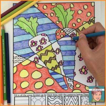Health Lessons - Interactive Coloring Sheets