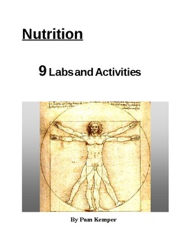 Nutrition - Labs and Activities