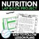 Healthy Eating and Nutrition Lapbook