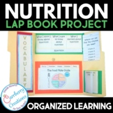 Nutrition Lapbook and Mini-Books