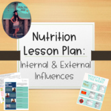 NUTRITION LESSON PLAN: Internal and External Influences on
